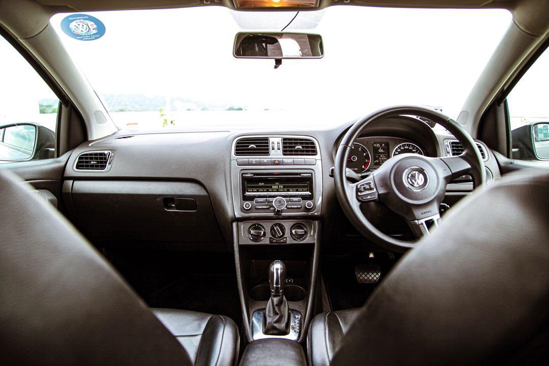 Volkswagen Polo 1.2 TSI DSG Auto