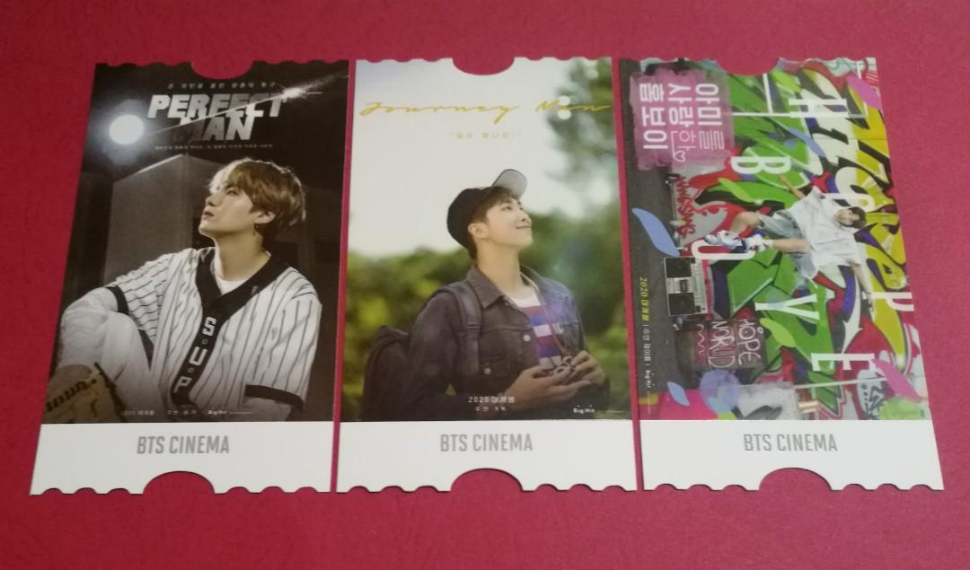 [WTS] BTS ARMY Membership Kit LOOSE ITEMS Photo Ticket