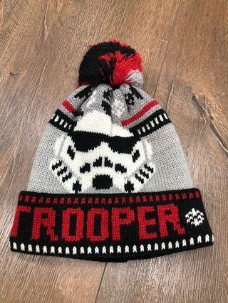 全新 Gap Star Wars 嬰兒毛線帽