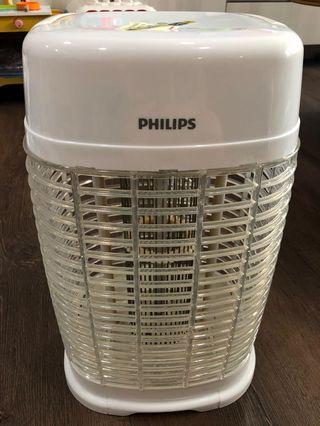 二手Philips 飛利浦光觸媒殺菌捕蚊燈 方圓型
