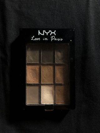 Nyx mini palette