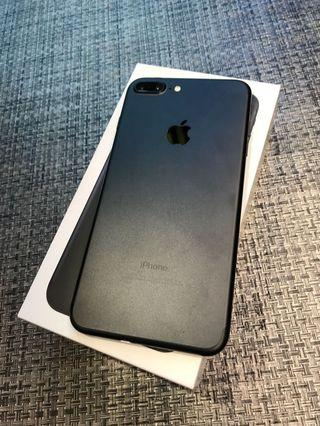 🔥馬克嚴選🔥很新電池100%的iPhone 7 Plus 128GB霧黑