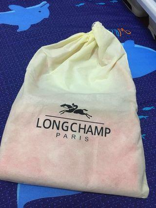 Long champ 橘色包