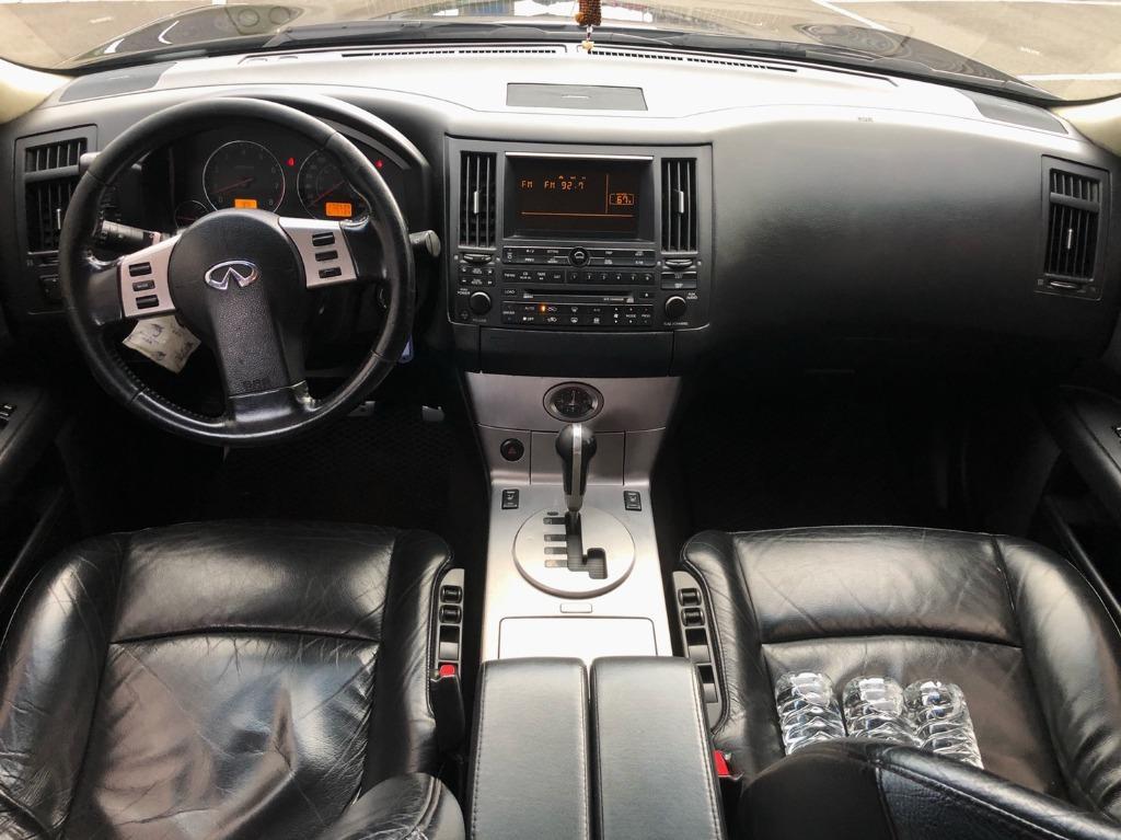 2004 Infiniti FX35 3.5 馬力大 便宜可超貸