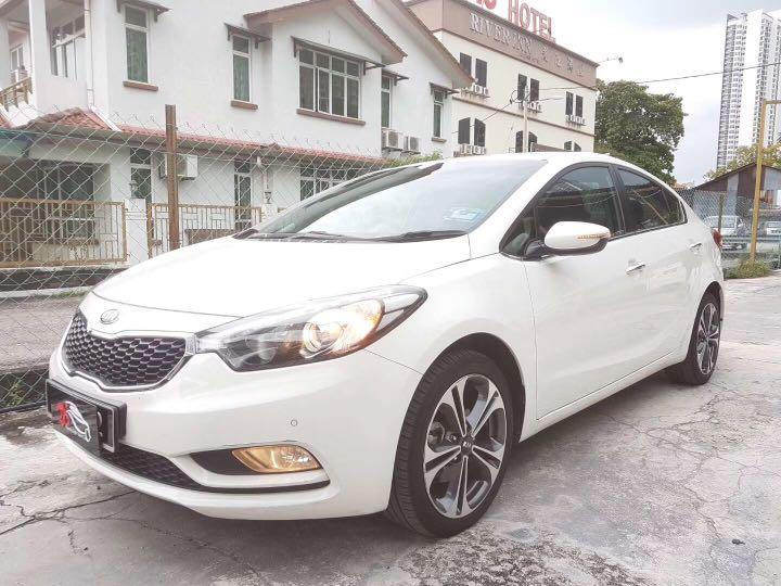 2014 Kia CERATO 1.6 K3(A)Free 1yr Warranty Low Mileage