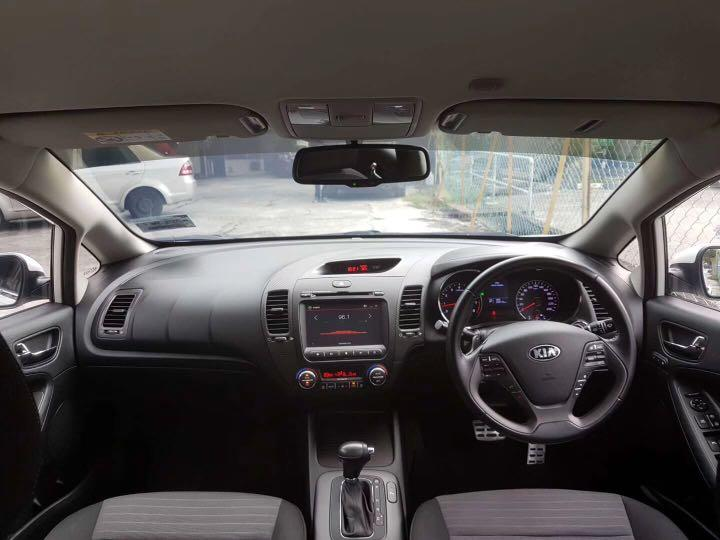 2014 Kia CERATO 1.6 K3(A)Free 1yr Warranty Low Mileage