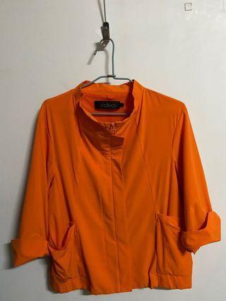 Jidea 橘上衣