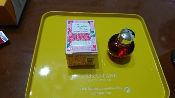 L'OCCITANE牡丹淡香水5ml