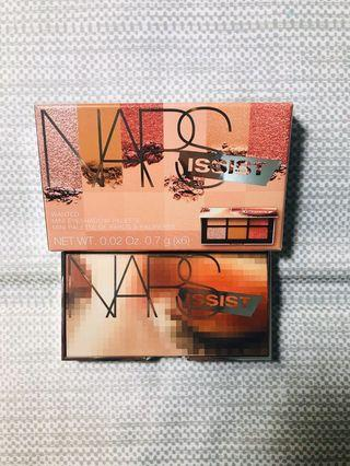 全新 Nars wanted eyeshadow palette mini 眼影盤 #出清2019