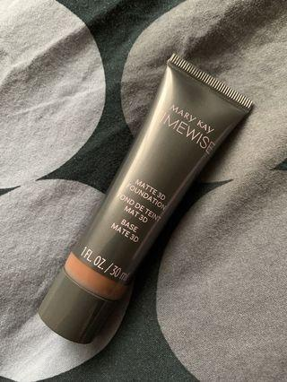 MARY KAY TIMEWISE BRONZE MATTE FOUNDATION
