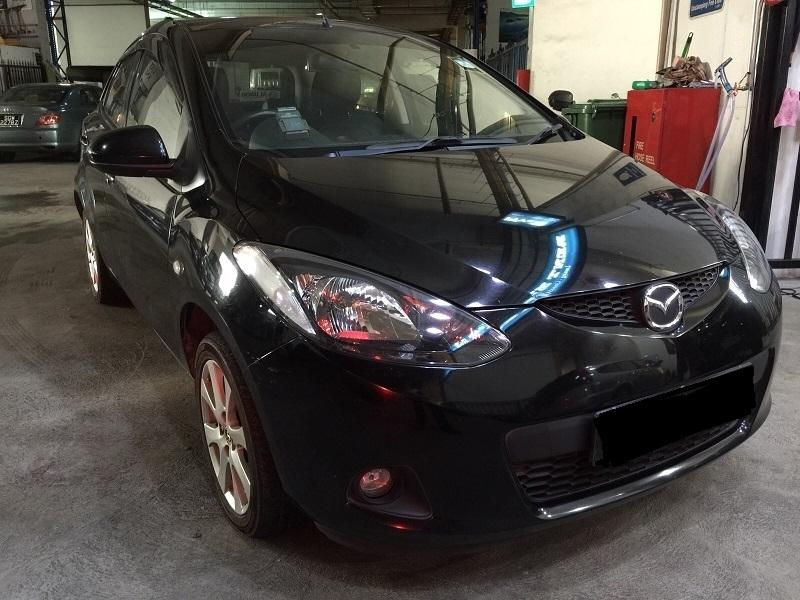 29/11/19 TO 02/12/19 FRI-MON MAZDA 2 $180 (FREE PICKUP AT SEMBAWANG MRT)