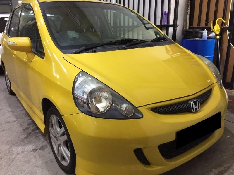 29/11 TO 02/12 FRI-MON HONDA JAZZ $180 (FREE PICKUP AT SEMBAWANG MRT)