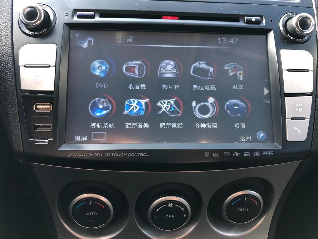 【認證車 2010年 MAZDA 3 頂級 5D 2.0L】微笑馬3 /快撥/天窗/雙安/免KEY/恆溫/HID