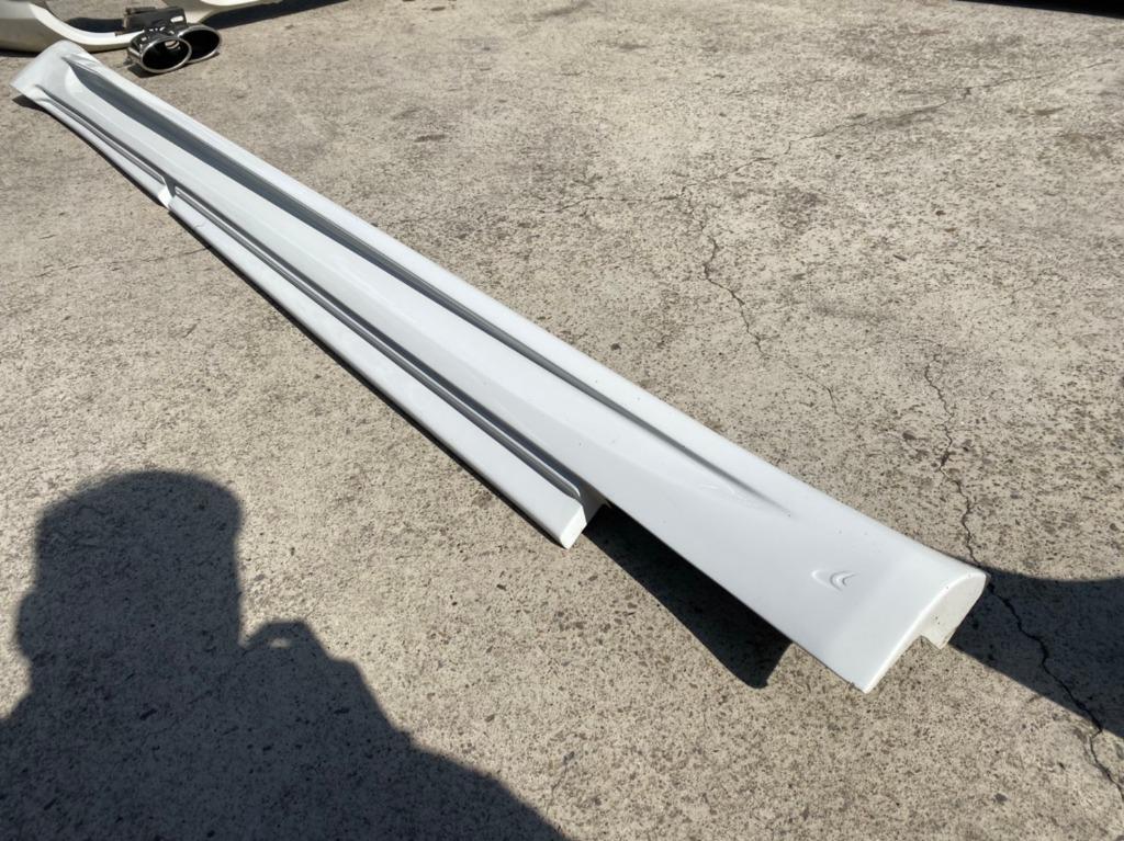 售 f02 bmw 大七 長軸 WALD空力套件