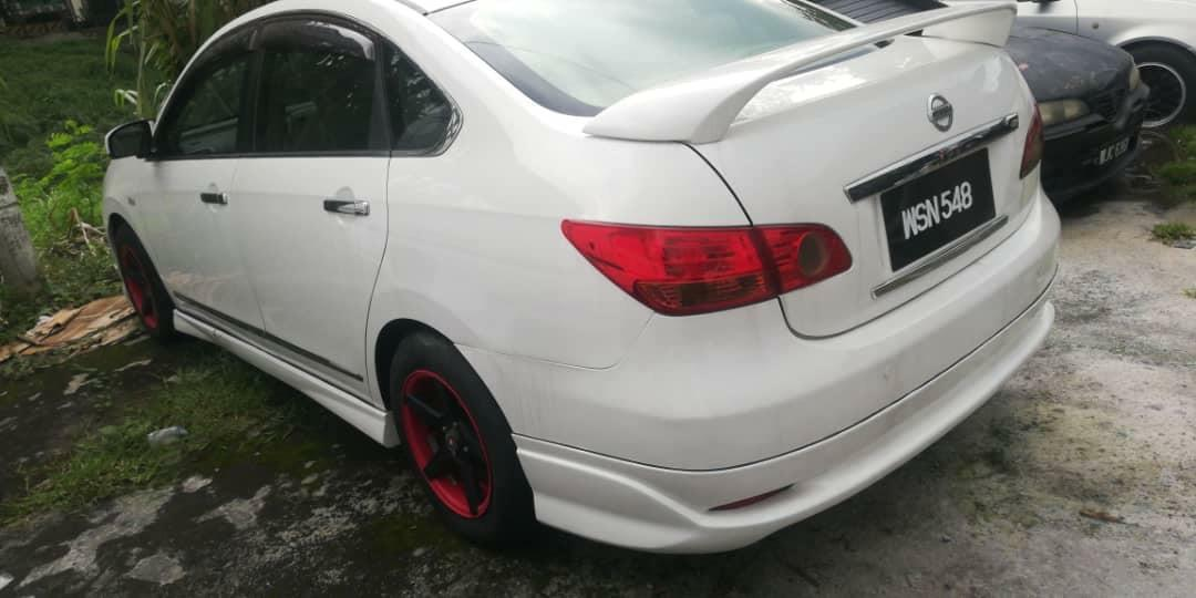 🔥🔥🔥 Nissan sylphy 2.0 (A) year 2009 Dp 3.5k bulanan 5xx 5 years 🔥🔥🔥