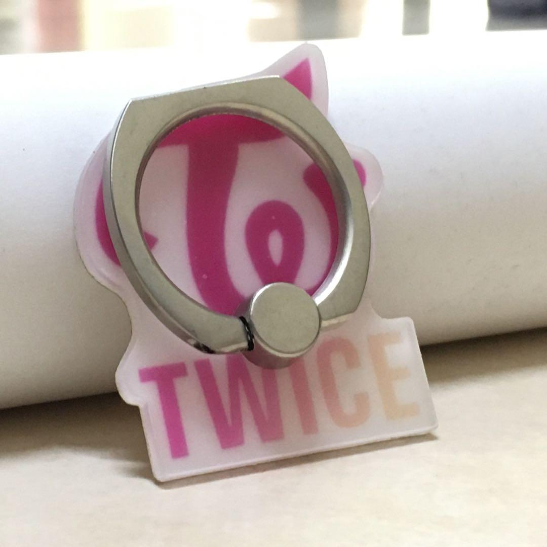 [ READY STOCK ] TWICE Iring / I-ring / I ring , Phone Case Accessories