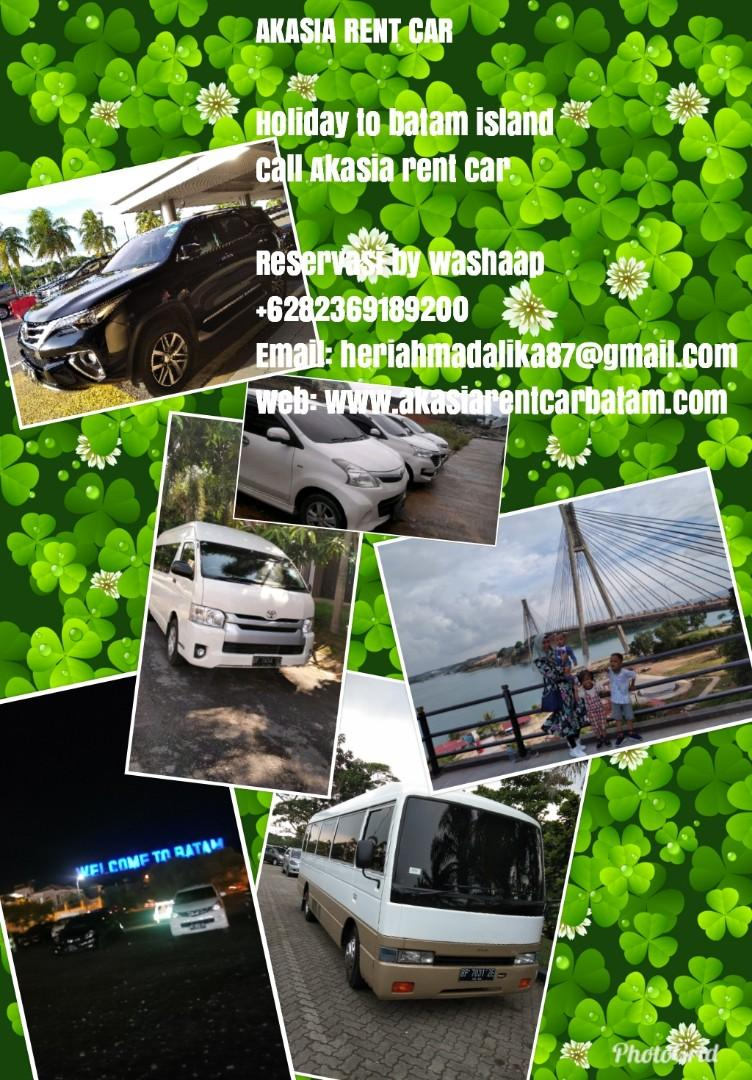 Batam transport & driver