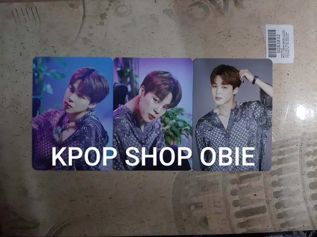 READY STOCK #BTS OFFICIAL 5TH JAPAN MUSTER - JIMIN
