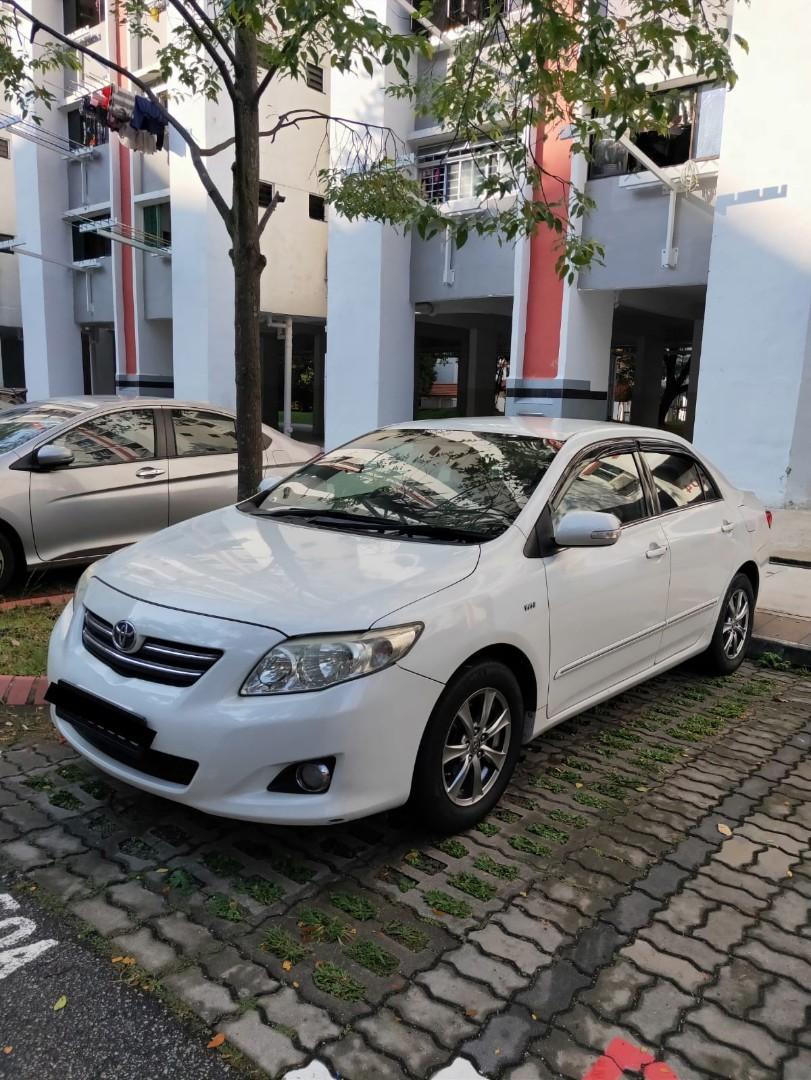 CHEAP ALTIS FOR RENT!
