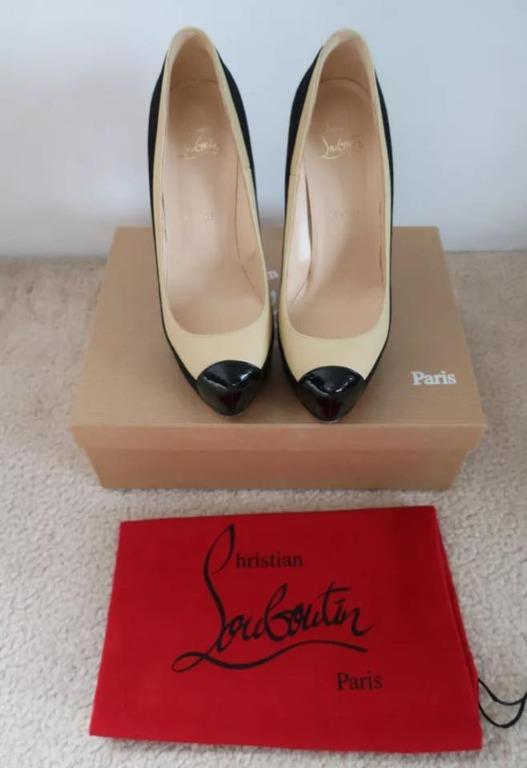 Christian Louboutin MAGO 140 Size 37 RRP$1500+ (100% AUTHENTIC)
