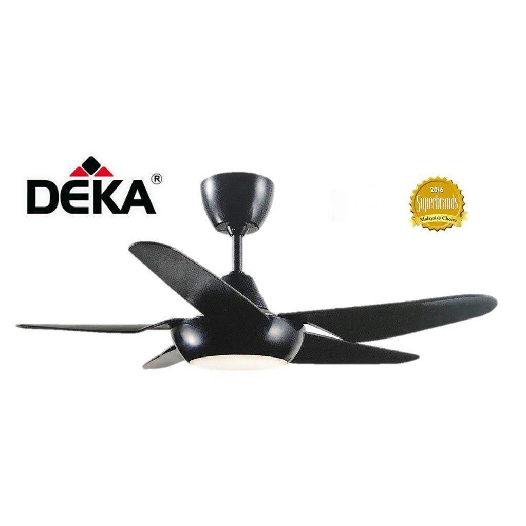 "Deka DF LED 46"" ceiling fan with 22w led light"