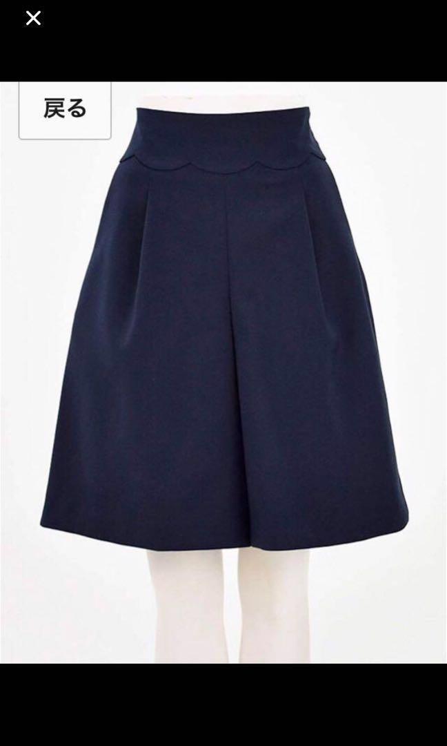 Franch Lippee 裙褲