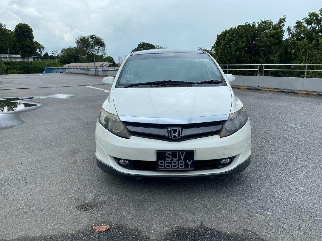 Honda airwave 1.5A