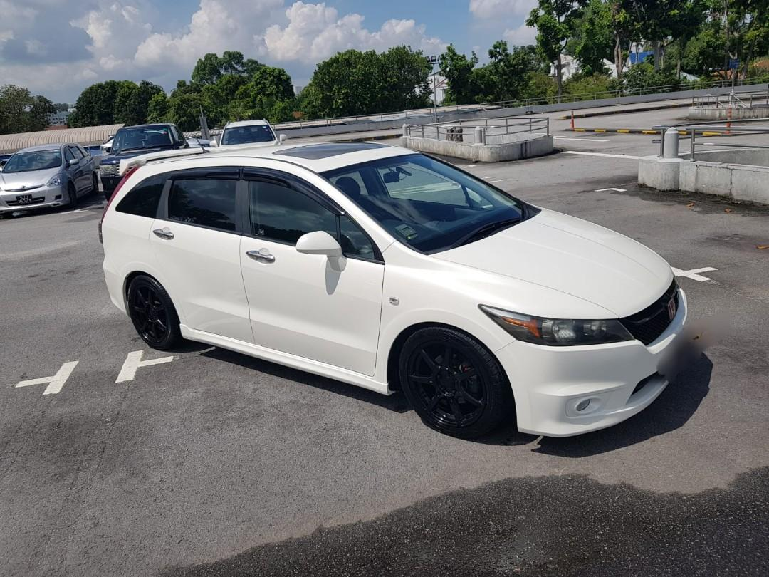 Honda Stream 1.8 RSZ SUNROOF Auto