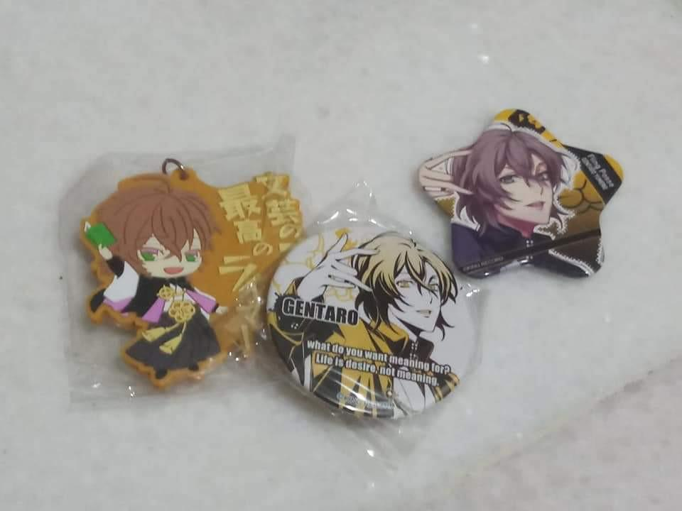 (CLEARENCE) Hypnosis Microphone Hypmic merchandise