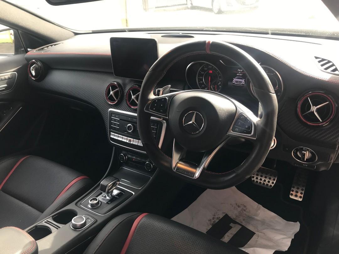 Mercedes A45 2.0 AMG 381BHP DCT Premium Bi Turbo 4Matic