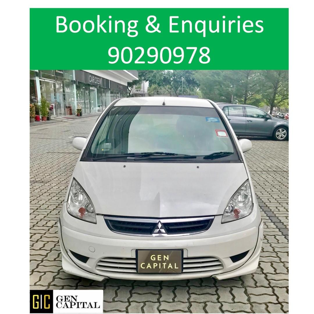 Mitsubishi Coltplus - Just down $500 and drive off! Whatsapp @90290978 NOW!!!