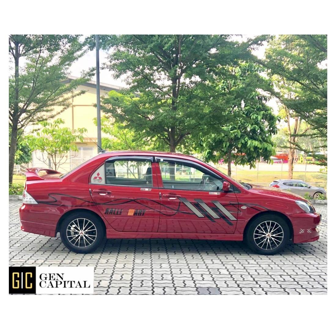 Mitsubishi GLX - Deposit Driveaway! Immediately! Whatsapp 90290978!