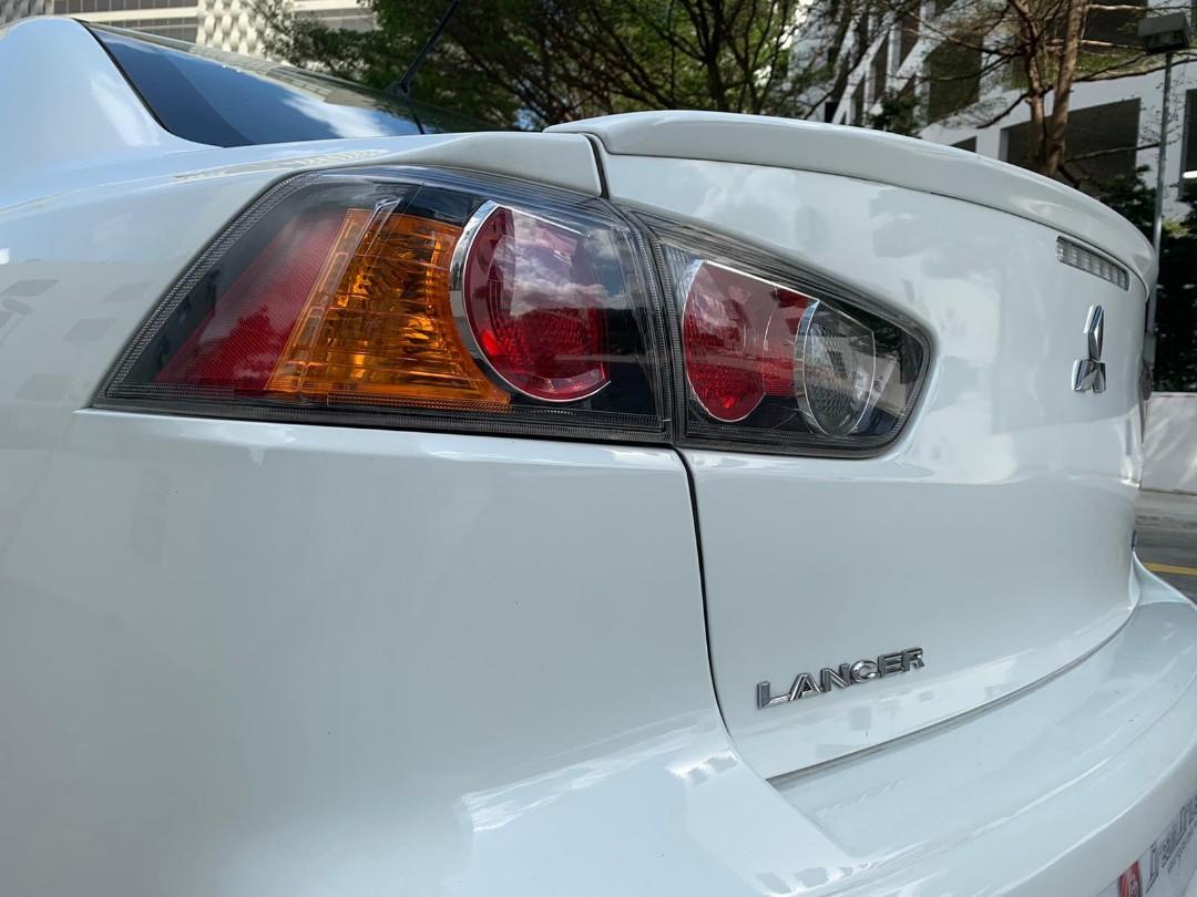 Mitsubishi Lancer EX 1.5A GLX (New 10-yr COE) Auto