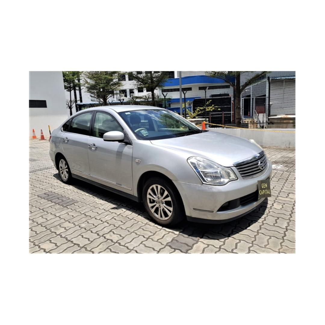 Nissan Sylphy - Many ranges of car to choose from, with very reliable rates!