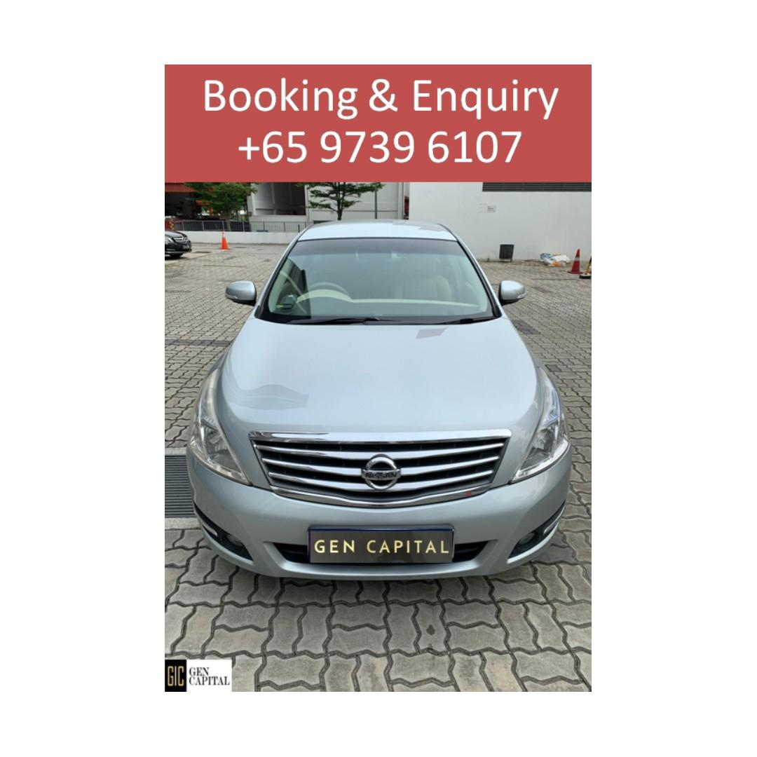 Nissan Teana - Many ranges of car to choose from, with very reliable rates! @97396107