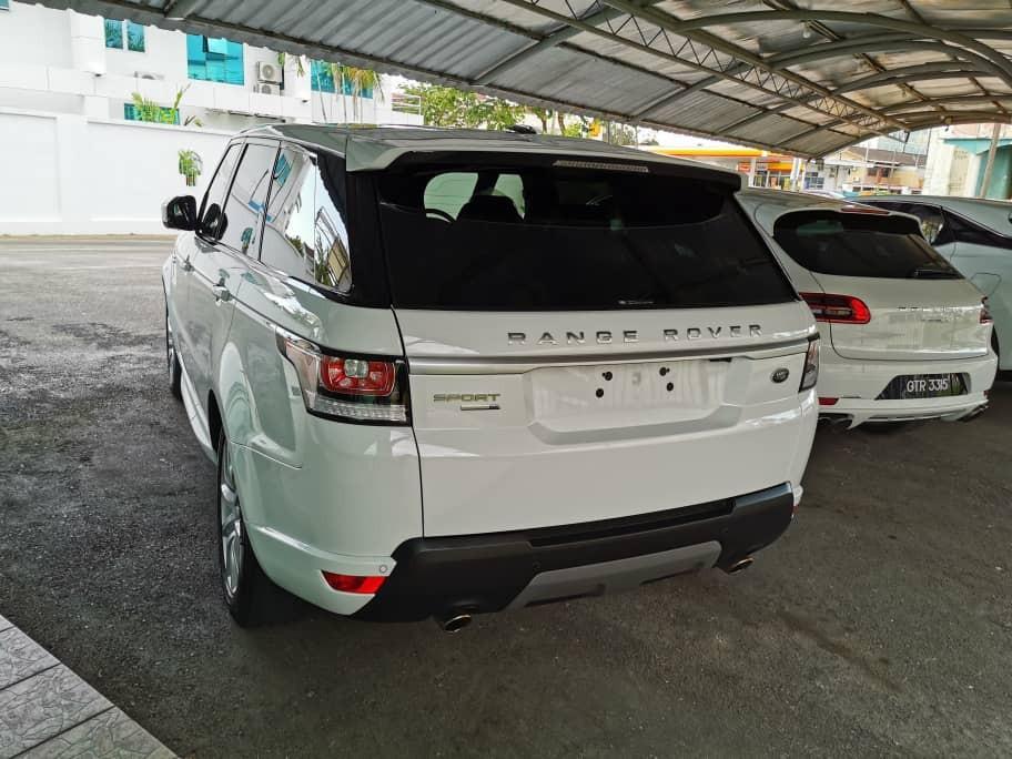 Range Rover Sport 3.0 SE Japan Spec Unregistered 2016