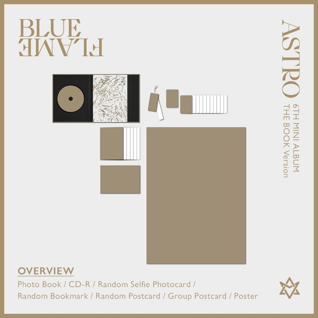 【READY STOCK】ASTRO BLUE FLAME THE STORY THE BOOK VERSION