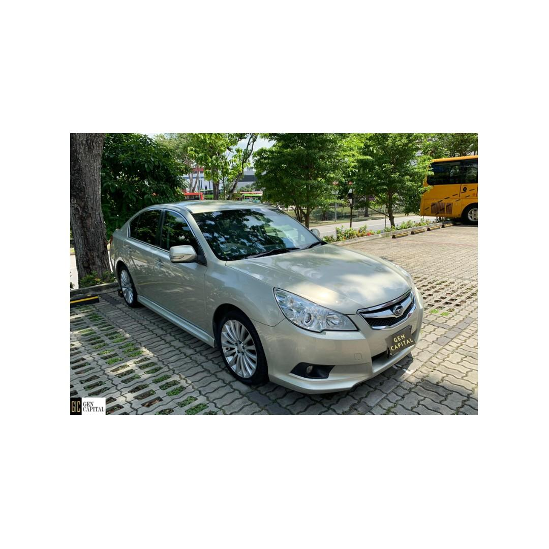 Subaru Legacy - Many ranges of car to choose from, with very reliable rates! @ 97396107