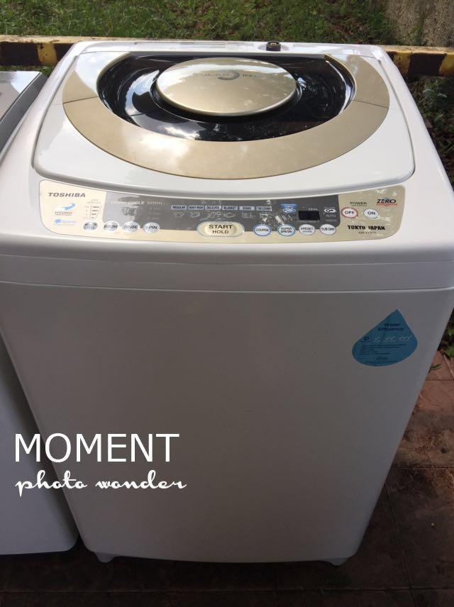Toshiba 10KG Washing Machine
