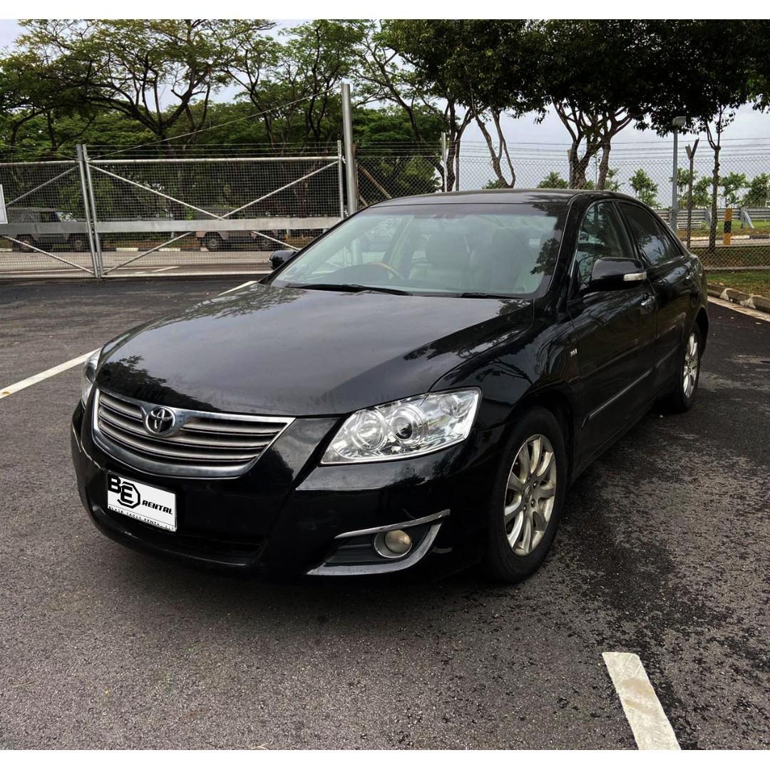 Toyota Camry 2.0 Daily/Grab/Gojek Rent