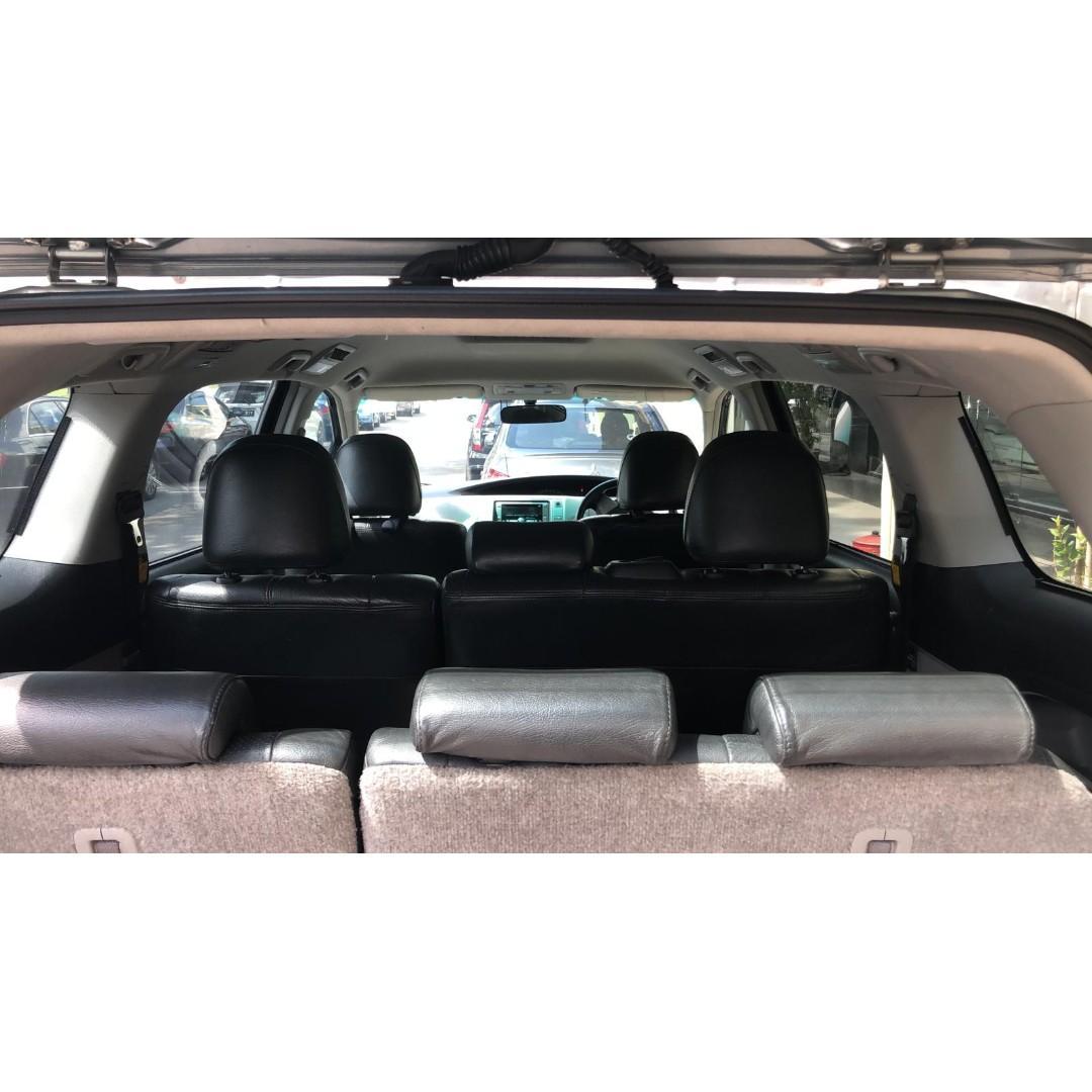 Toyota Estima ( Car Rental )