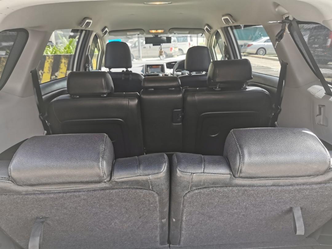 Toyota Wish 1.8A for Gojek/Grab
