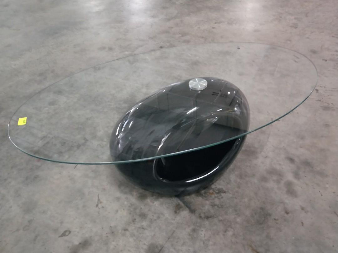 TRAX Coffee Table in BLACK