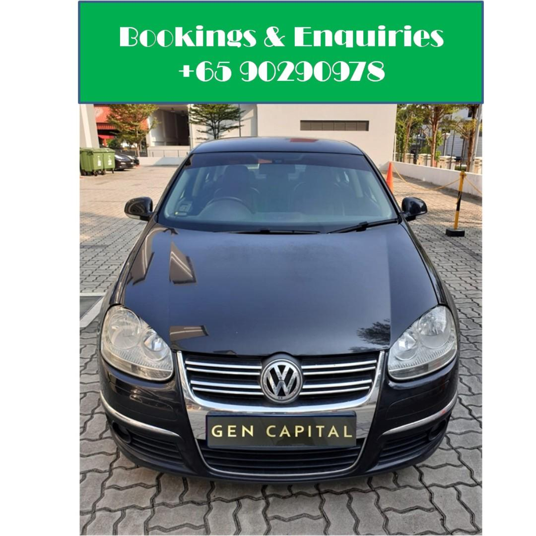 VW Jetta - Just down $500 and drive off! Whatsapp @90290978 NOW!!!