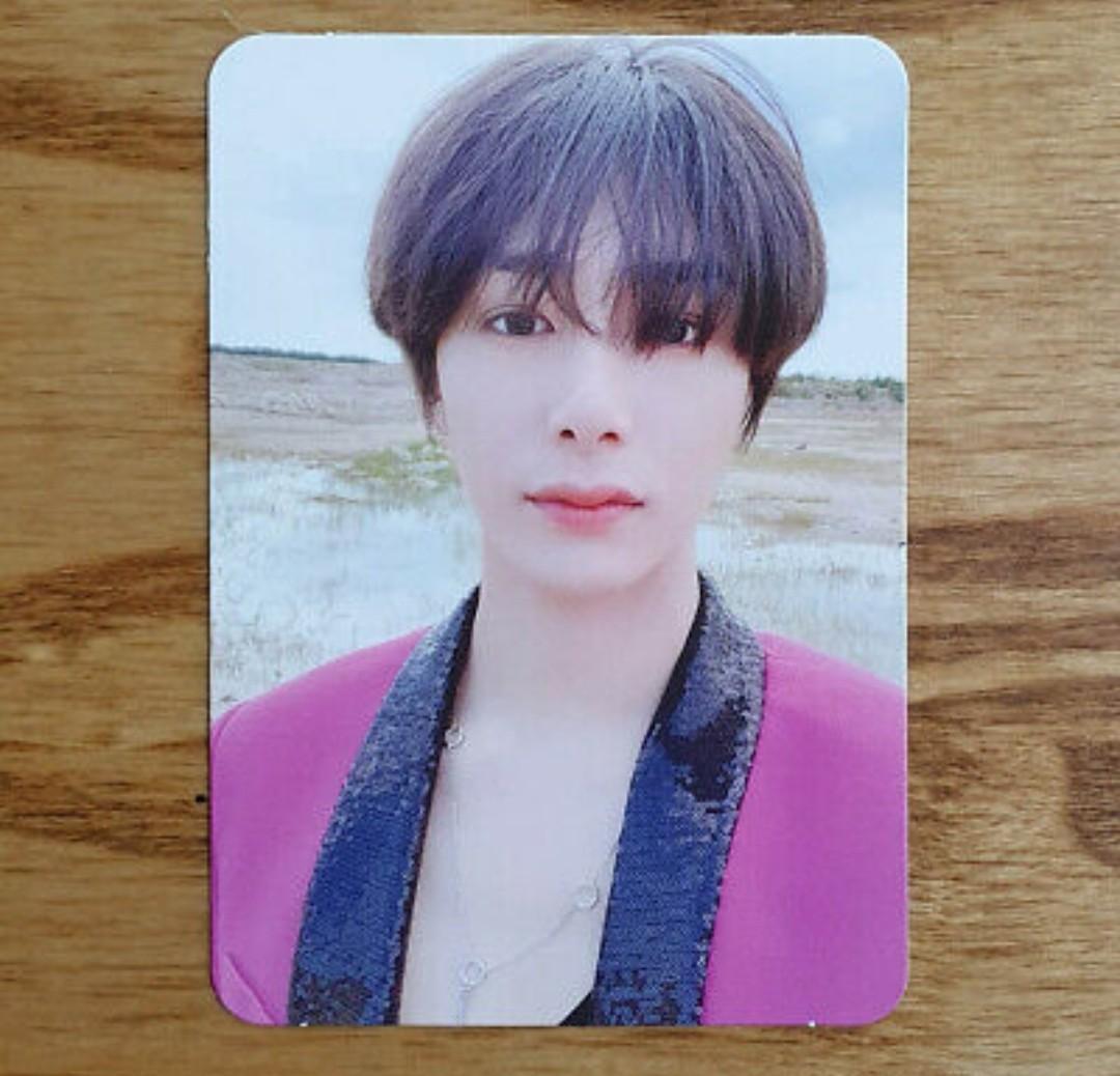(WTB) Monsta X Follow Find You (Photocards / Lyrics Book / Bookmark)