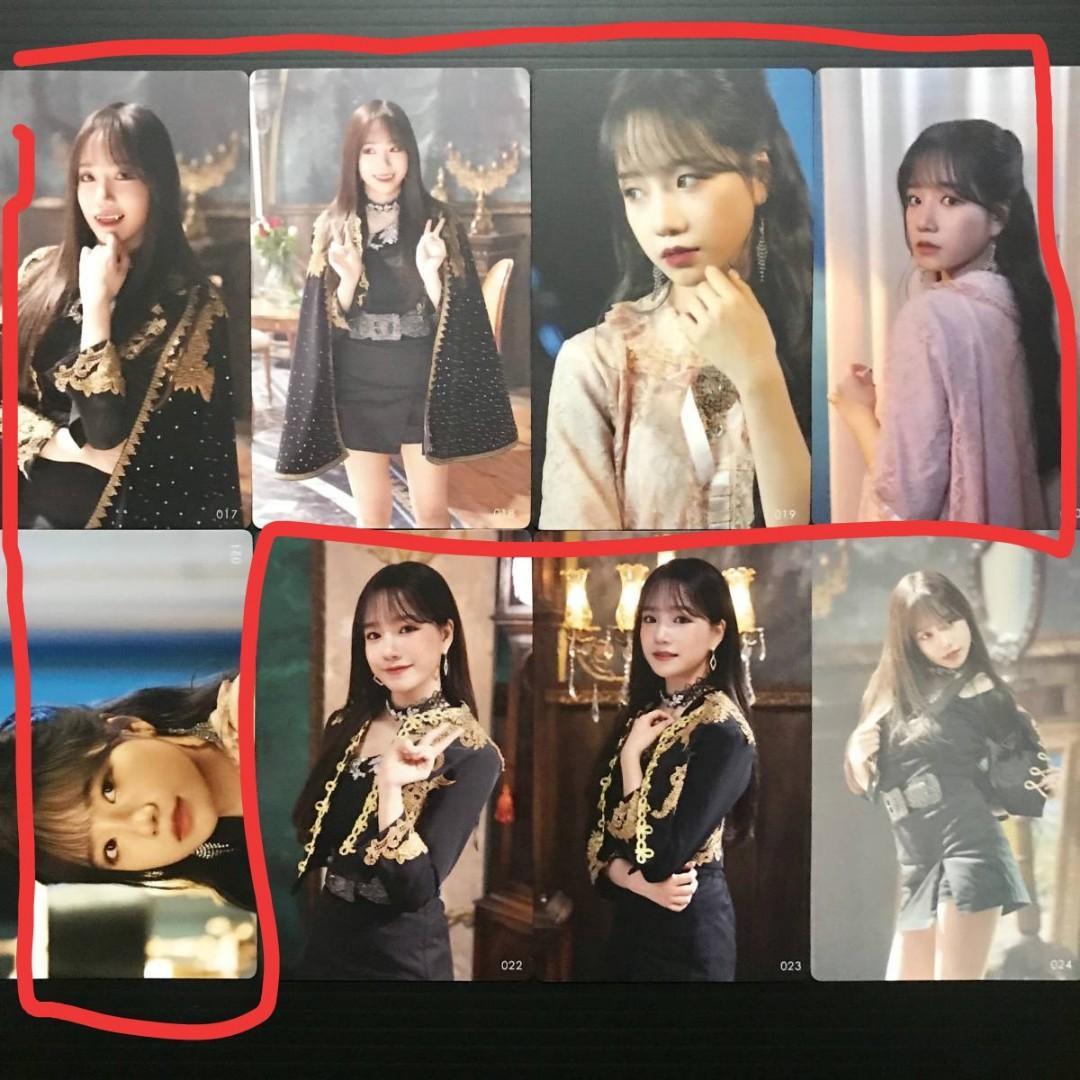(WTB)want to buy these IZONE yuri photocard,kindly dm me if u have 🙏