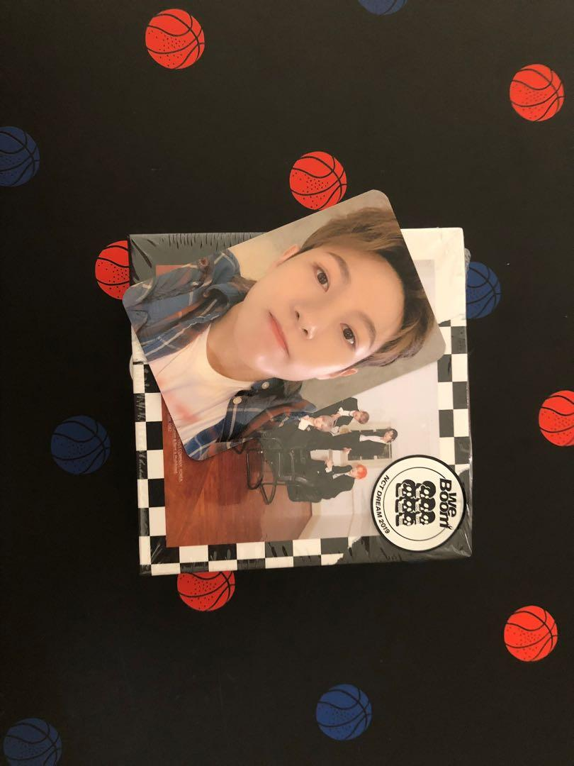 [WTT] NCT Dream Renjun We Boom Kihno PC / Photocard