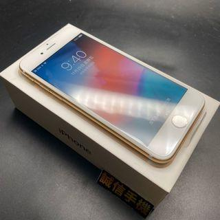 iPhone 6s 32g 香檳金 電池100% 全新官換機保固至2020/3/7 手機2019/9製造  #3342