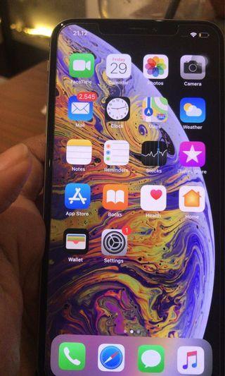 iPhone XS Max 64 GB DUAL SIM