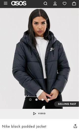 Nike xs jacket perfect condition